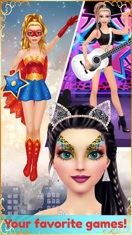 Dress Up & Makeup Girl Games screenshot-8