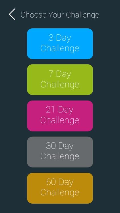 Sugar Stop 21 Day Challenge screenshot-3