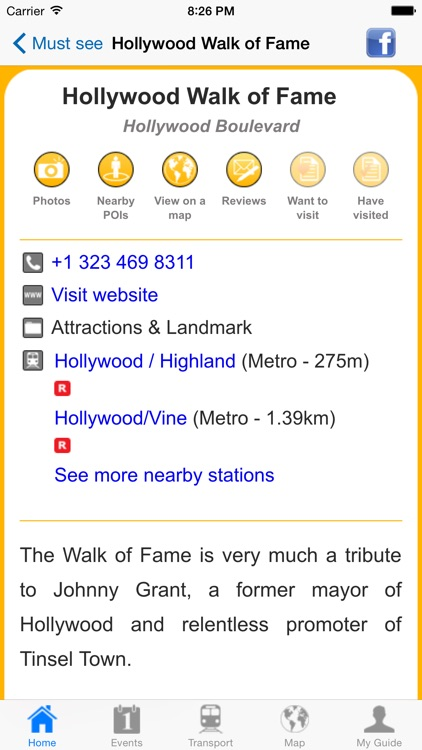 Los Angeles Travel Guide OL screenshot-4