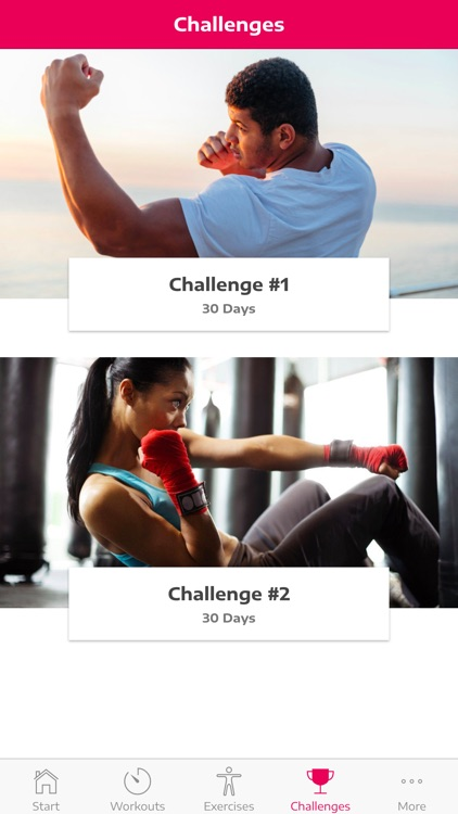 Cardio Kickboxing Workout screenshot-3