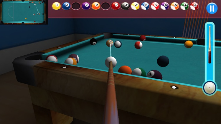 REAL 8 BALL POOL SNOOKER screenshot-4
