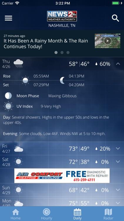 WKRN - News 2 StormTracker screenshot-3