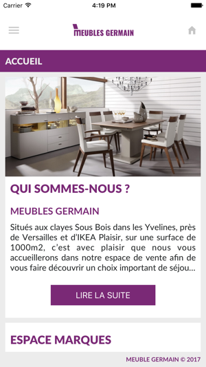 Meubles Germain On The App Store