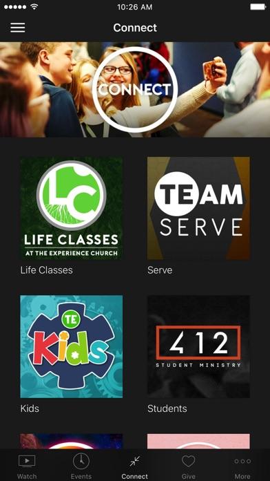 The Experience Church App screenshot 3