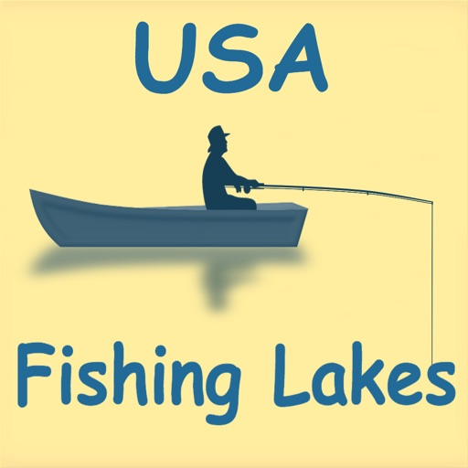 USA Fishing Lakes - The Top