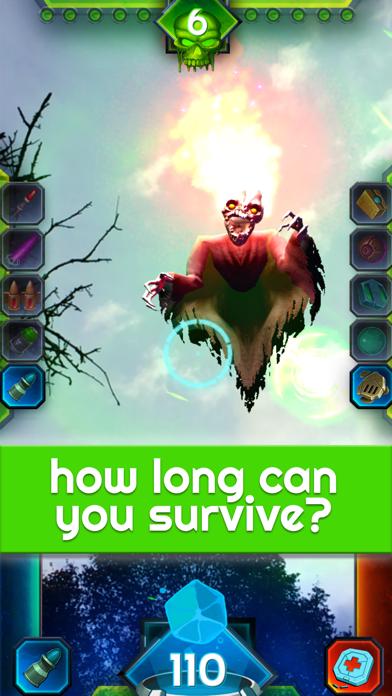 ghosthuntAR: Survival screenshot two