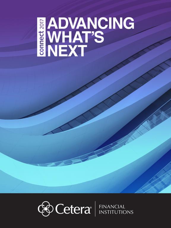 Cetera CFI Connect 2017 screenshot 3
