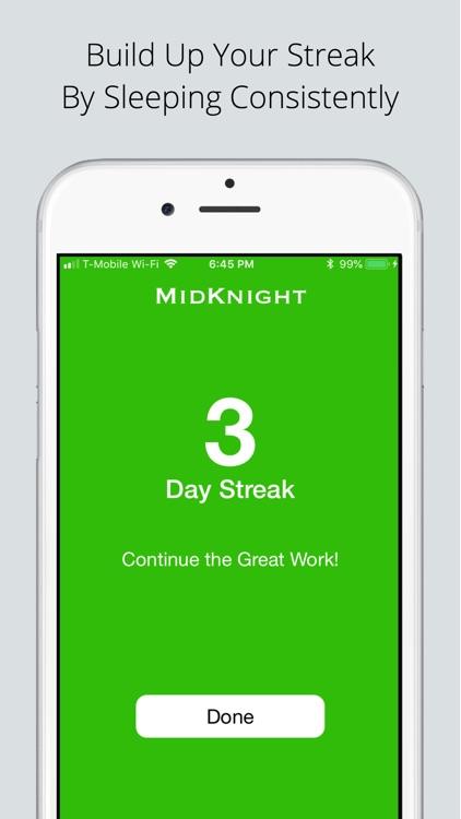 MidKnight: Sleep Habit Tracker