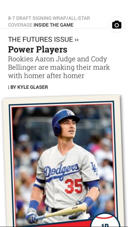 Baseball America Magazine screenshot-3