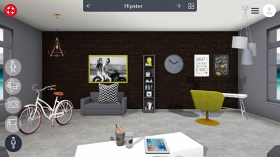 rooom - 3D & VR Social NetworkScreenshot von 1