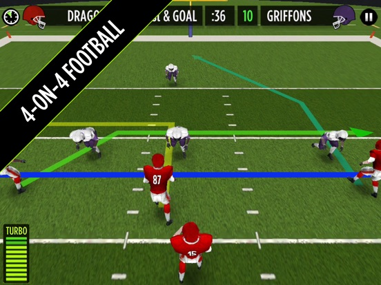 GameTime Football with Mike Vick-ipad-0