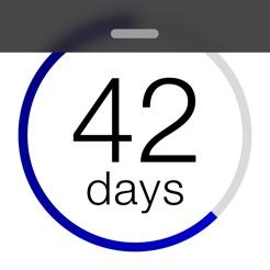 Countdowns - mit Widget