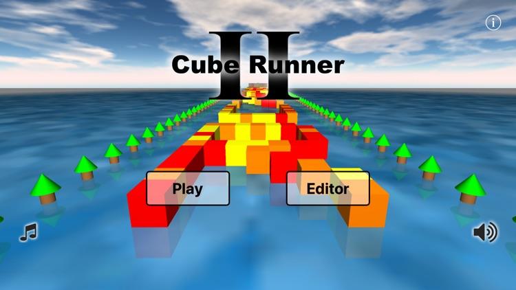 Cube Runner II