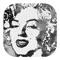 勝手に水墨画-写真を加工するインスタ用フィルタ