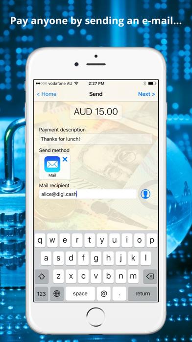 digi.cash screenshot three