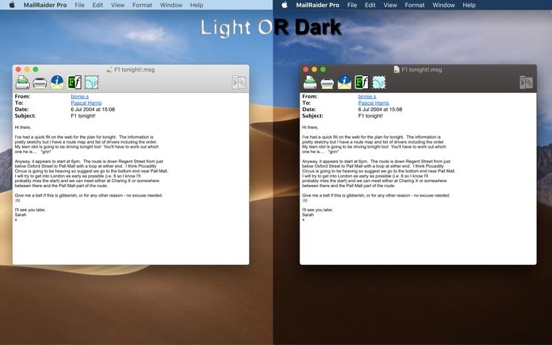 MailRaider Pro Screenshots