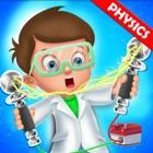 Science Experiment School Lab icon