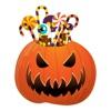 Halloween Stickers & Emoji
