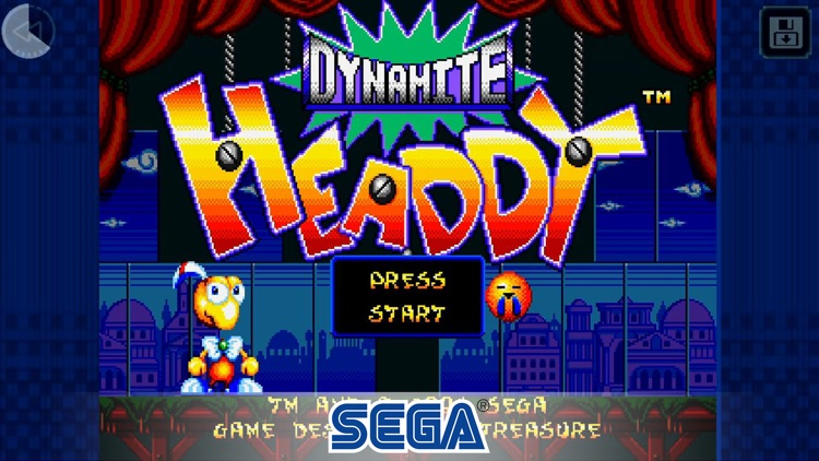 Dynamite Headdy Classic screenshot-0