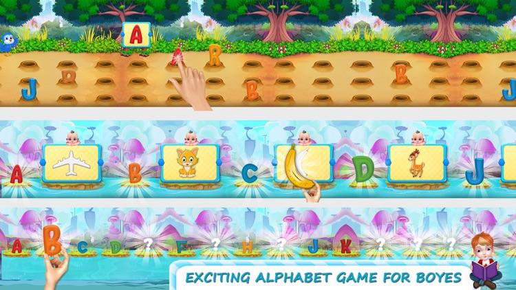 ABC Alphabet Learning Game.s screenshot-3