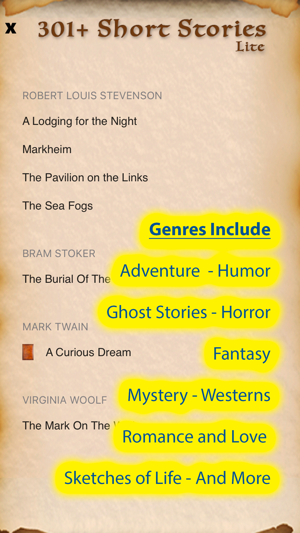 301+ Short Stories Lite on the App Store