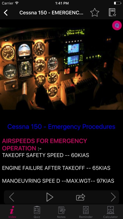 Cessna 150 Checklist screenshot-5