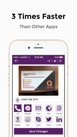 Cardhq business card reader on the app store cardhq business card reader on the app store reheart Images