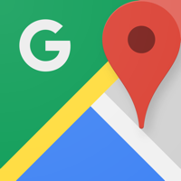 App Icon Google Maps - Transit & Essen