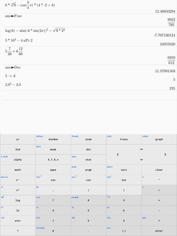 Graphing Calculator Pro² screenshot 11