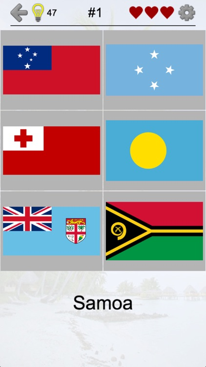 Australian States and Oceania screenshot-1