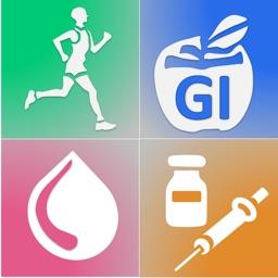 DiaBeatMove- Meal GI, Exercise & Glucose CGMonitor