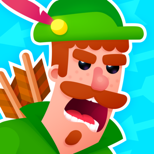 Bowmasters - Top Multiplayer Bowman Archery Game Games app