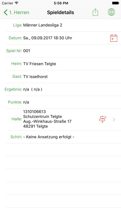 TV Friesen Telgte Handball