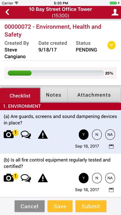 CMiC Mobile Field screenshot-3