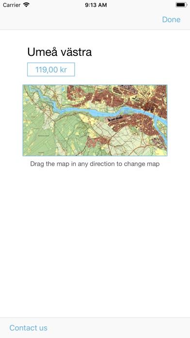 Screenshot for Fastighetskartan in Sweden App Store