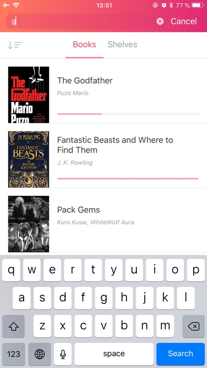 eBoox - book reader screenshot-7
