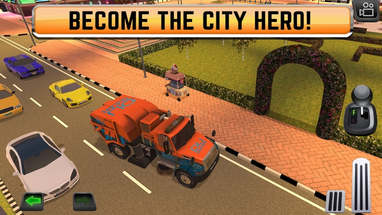 Emergency Driver Sim: City Hero screenshot-3