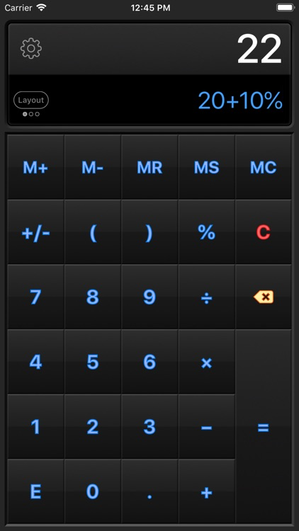 Calculator HD Pro screenshot-4