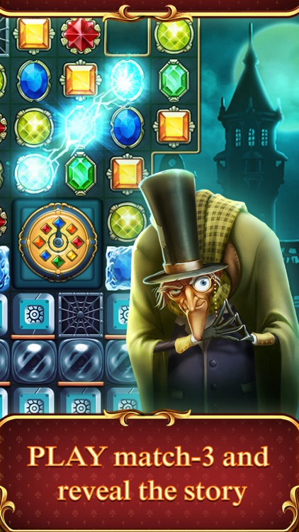 Clockmaker – Match3 Puzzle screenshot-0