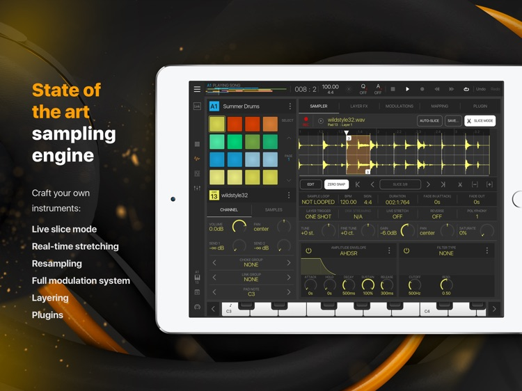 BeatMaker 3 screenshot-1
