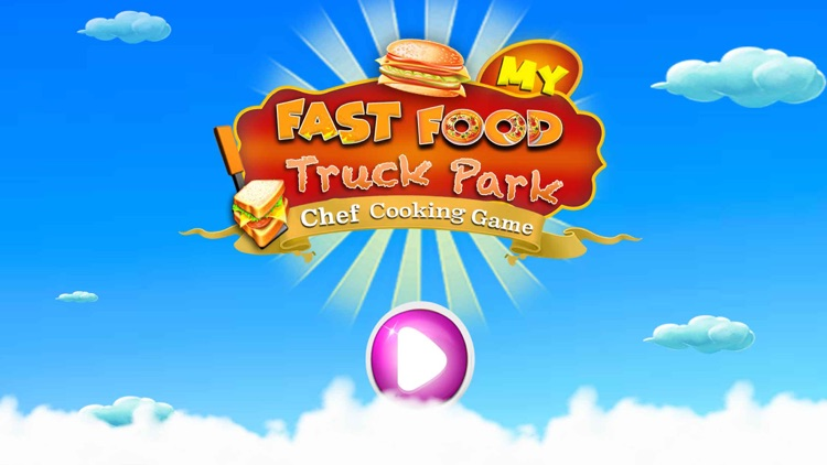 Fast Food Truck Park Chef Game screenshot-0