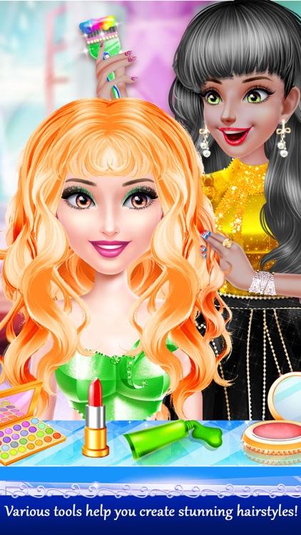 Hairdresser - Hair Salon Games