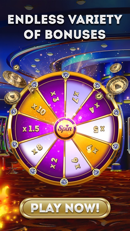 Lucky Time - Play Vegas Slots screenshot-4