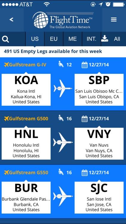 FlightTime Smarter Private Jet screenshot-4
