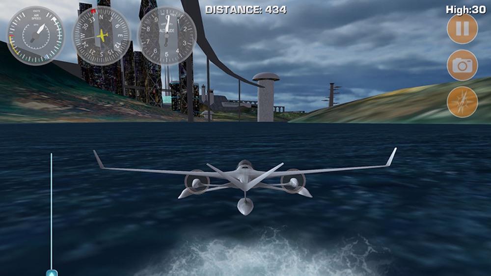 Airplane Fly Megatropolis hack tool