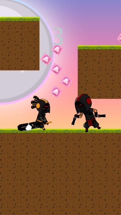 NINJA CANDY RUN screenshot-3