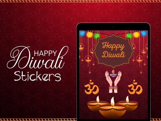 Diwali Emojis screenshot #1