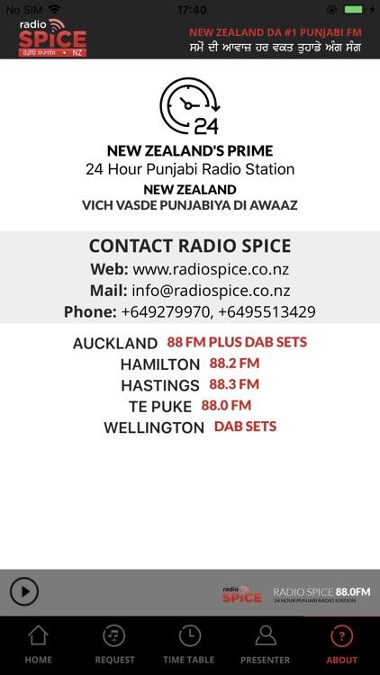 RadioSpiceNZ screenshot-3
