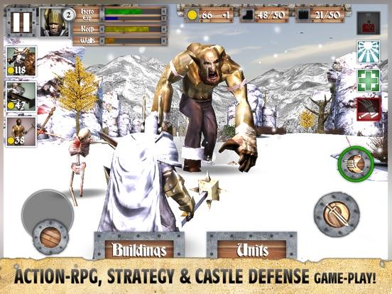 Heroes and Castles для iPad
