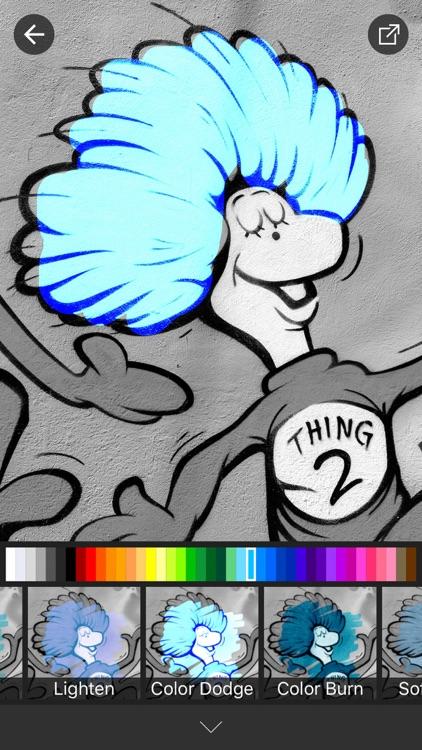 Color Pics - recolor pictures screenshot-3